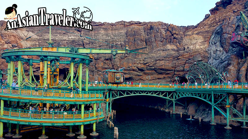 20,000 Leagues Under the Sea at Tokyo DisneySea