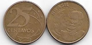 25 centavos, 2005