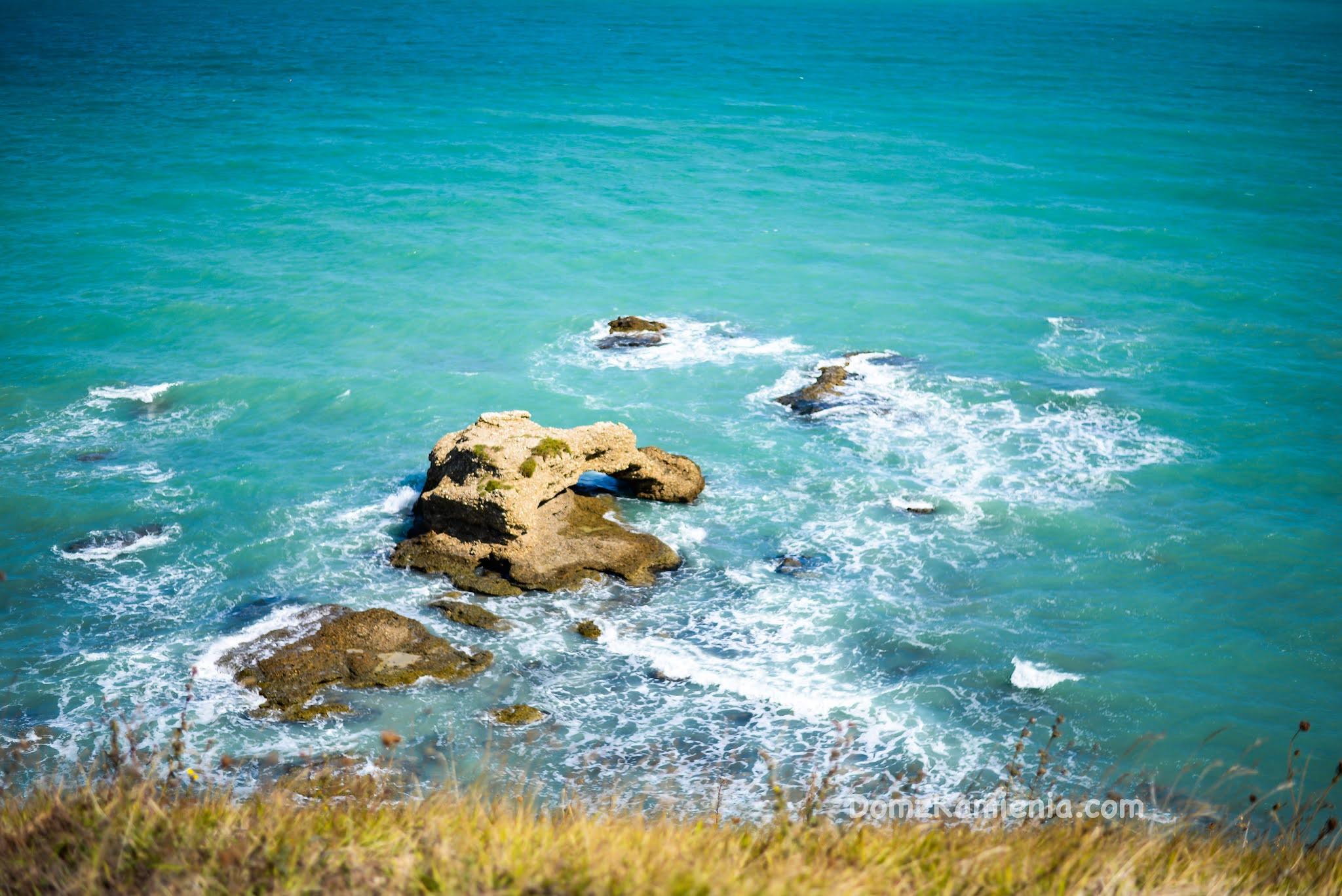Punta Aderci, Abruzzo, Dom z Kamienia, Katarzyna Nowacka