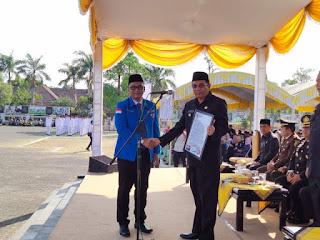 Pemuda Indramayu Deklarasi Kebhinekaan