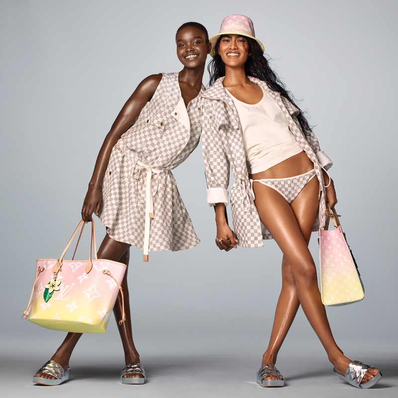 Louis Vuitton unveils Summer by the Pool 2021 collection.