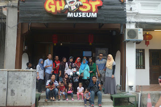 Review - Cool Ghost Museum Penang