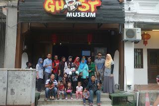 Review - Cool Ghost Museum Penang