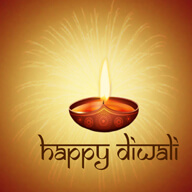 whatsapp diwali wishes wallpaper