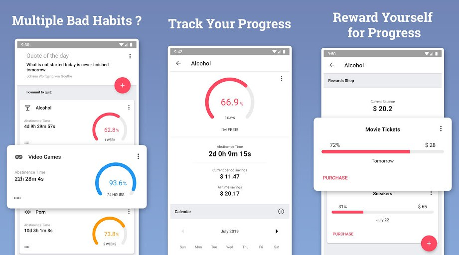 Sobriety Counter Pro Apk