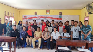Kegiatan Sosialisasi KPU Kabupaten Belitung Timur