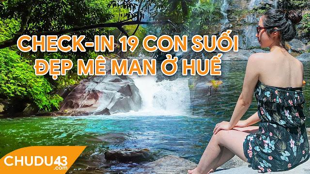 Những con suối đẹp tại Huế, Suối đẹp ở Huế, suoi hue dep, Chudu43