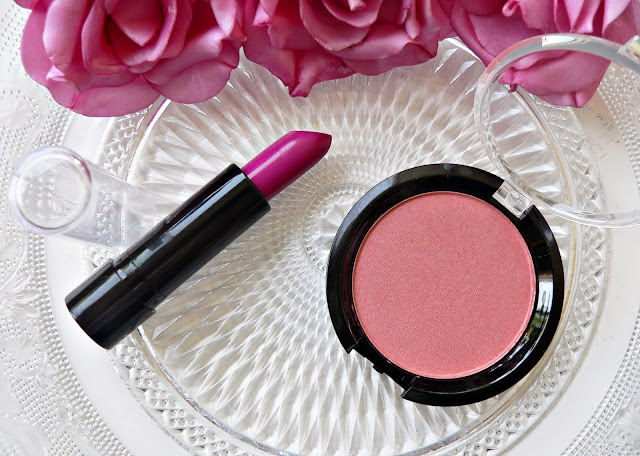 big-bazar-bazaar-make-up-beauty-blush-lipstick-review-swatches-perfect-touch-budget-goedkoop-drugstore