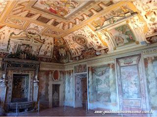 villa deste jardins guia portugues salao fontana - Villa D'Este em Tivoli com guia em português