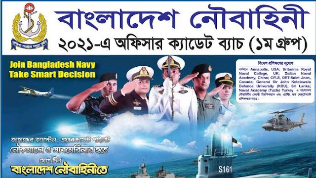 navy Job circular 2020