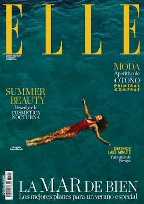 Revista elle agosto 2020 revistas femeninas mujer noticias belleza y moda