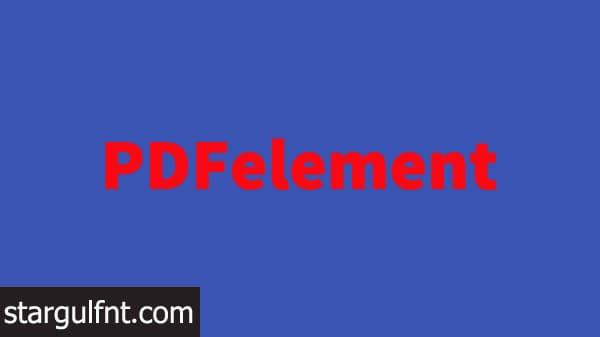 تحميل تطبيق PDFelement - PDF Editor لفتح PDF للأيفون والأندرويد