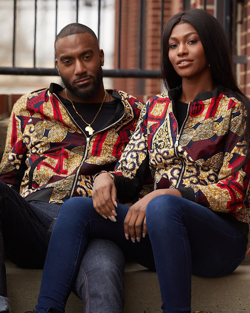 2020 Gorgeous and Enviable Ankara Couples Styles