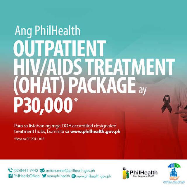 philhealth hiv