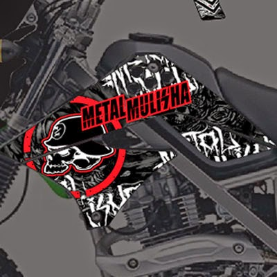 KLX Metal Mulisha Army