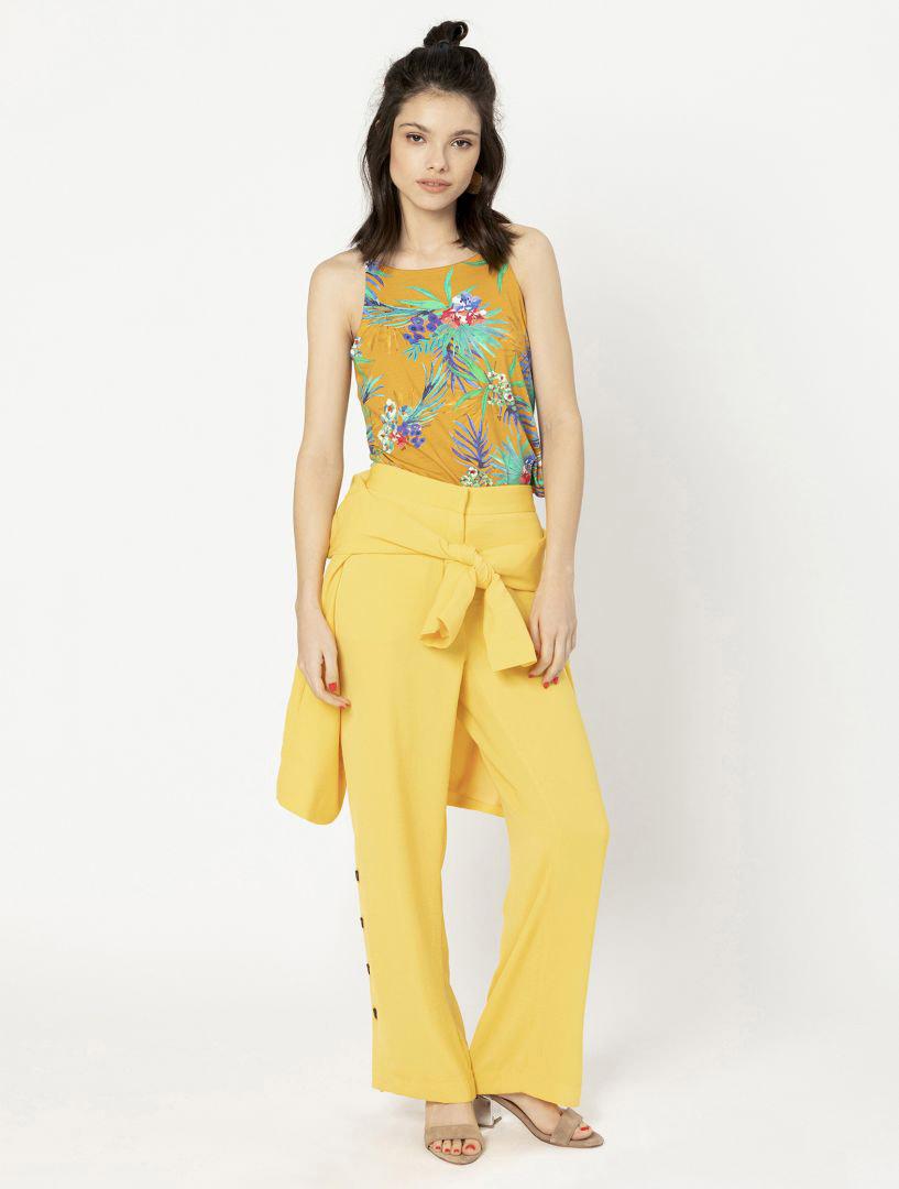 Pantalones de verano 2020 mujer. Moda 2020.