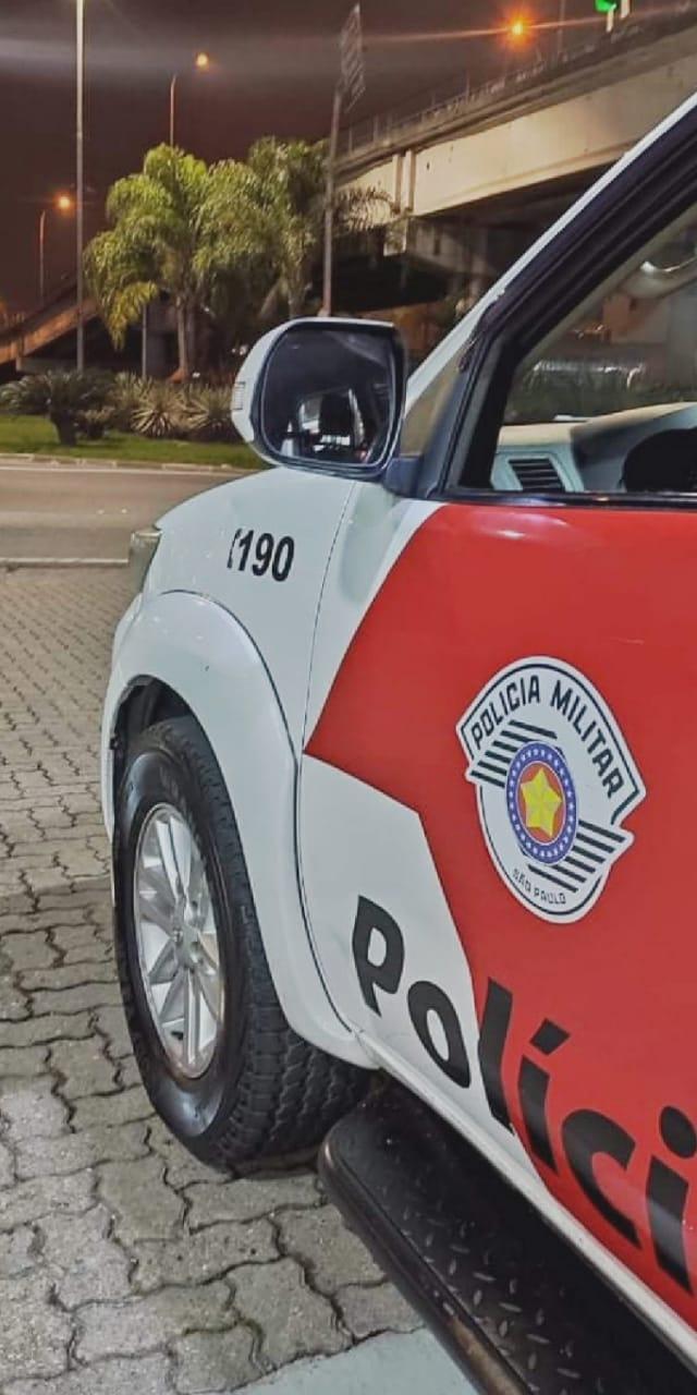 DESEMPREGADO PRESO PELA POLÍCIA MILITAR DEPOIS DE PRATICAR FURTO EM CLÍNICA ODONTOLÓGICA