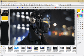 برنامج تحرير الصور للكمبيوتر