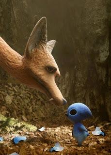 The Fox and the Bird desene animate