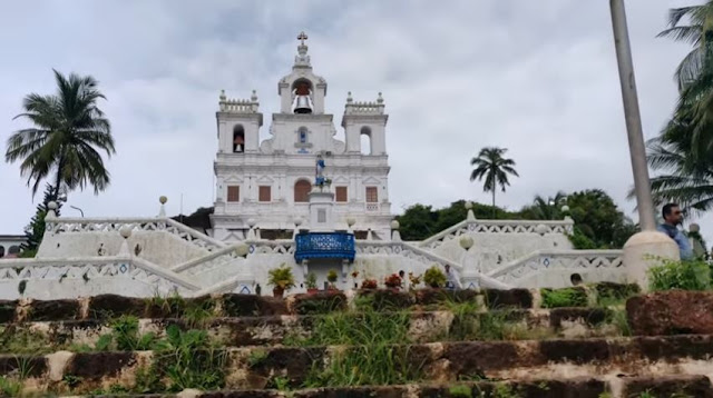 Our Lady of Immaculate Conception - Panjim church