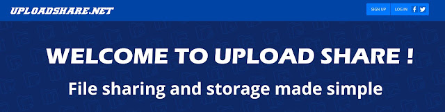 Welcome to uploadshare