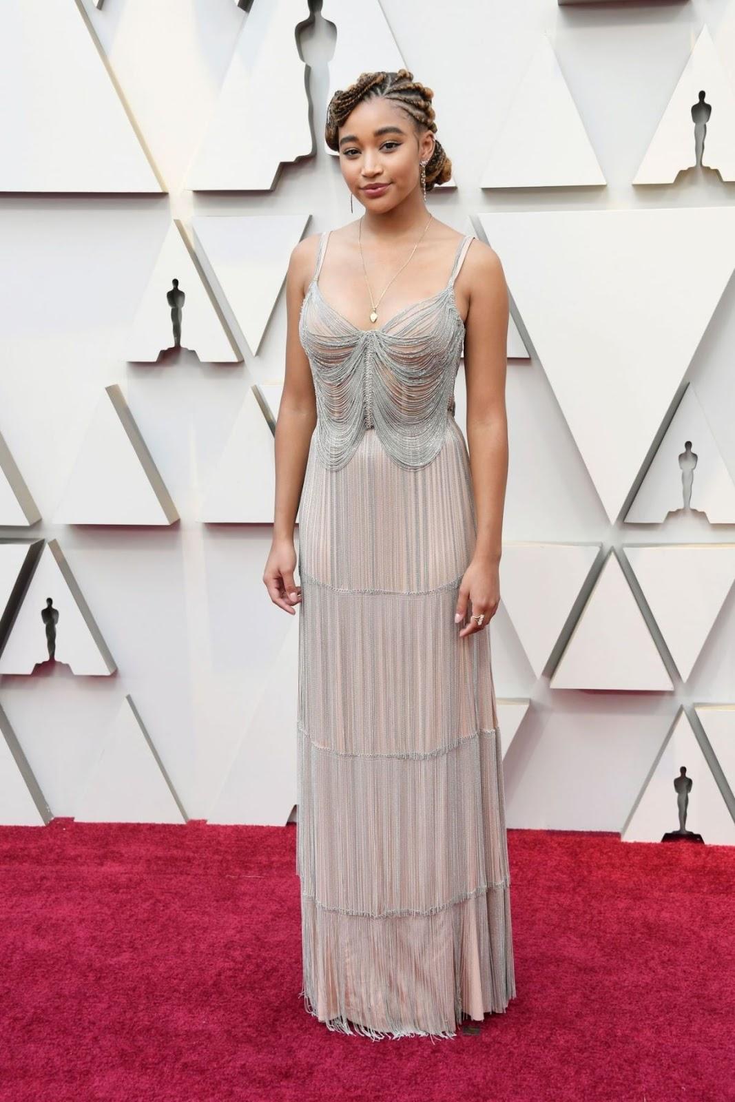 Amandla Stenberg - 2019 Oscars