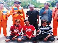 8 Hari Terombang Ambing Dilautan, 5 ABK Asal Pulau Sanane Ditemukan Selamat