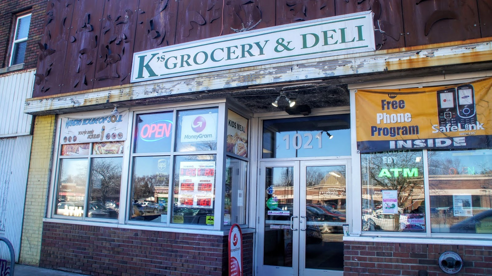 Photos of K's Grocery & Deli, Wendy's House of Soul