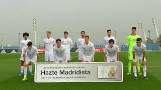 Escalada al tercer puesto. Real Madrid Castilla 1-0 Rayo Majadahonda.