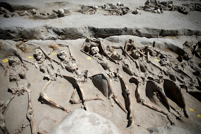 More on Mass grave near Athens linked to Cylonian Affair