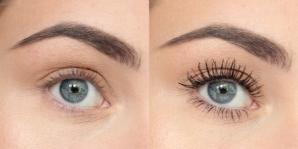 It's a Sell-Out: L'Oreal Voluminous Lash Paradise Mascara | Before & After