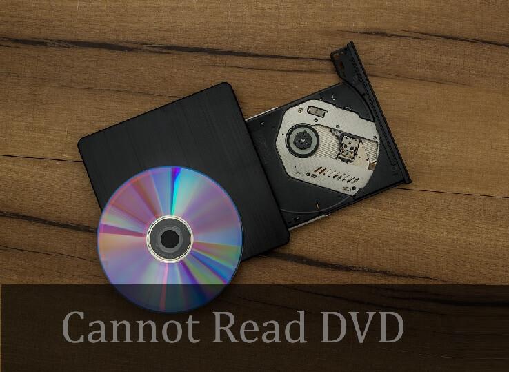 DVD tidak bisa terbaca
