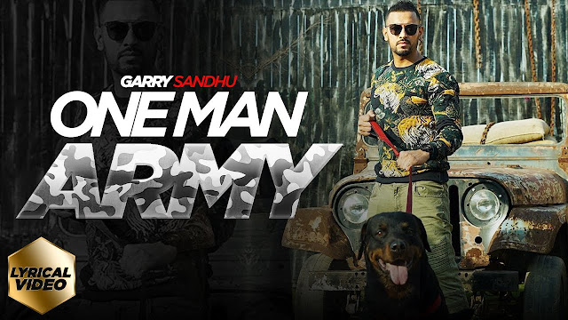 Army Lyrics - Garry Sandhu,Army Lyrics