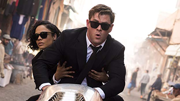 Men in Black International 2019 Hindi dual audio Full Movie  Download HD || Movies Counter 3