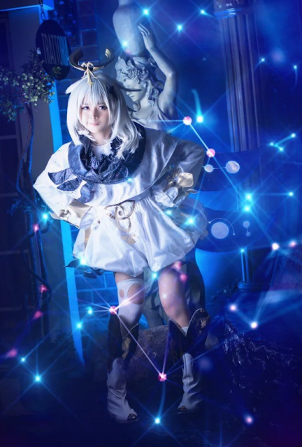 cosplayer miho