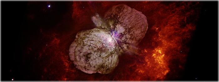 eta carinae ficará mais brilhante até 2032