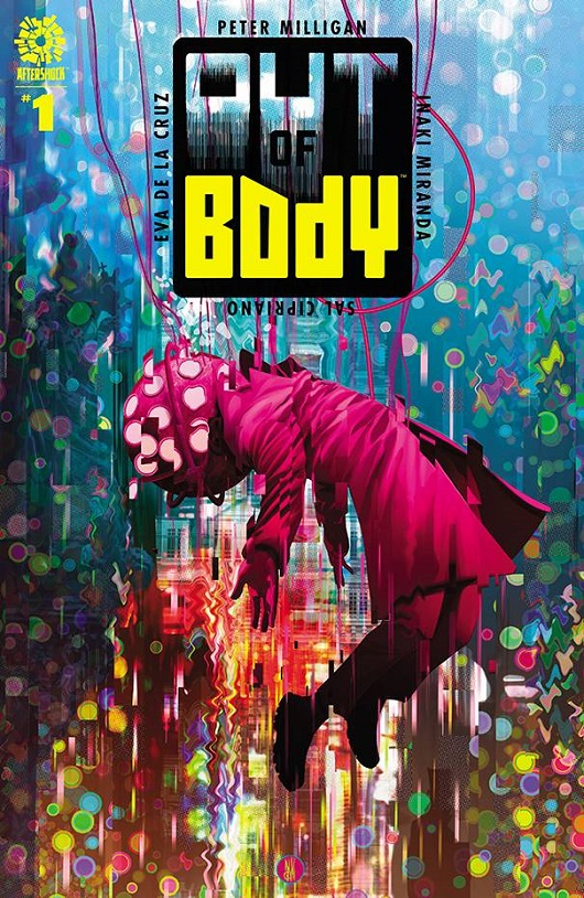 Cover of Out of Body #1