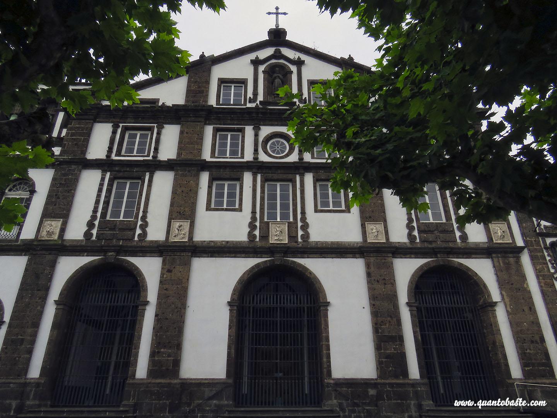 Igreja de São José - Ponta Delgada - São Miguel - Açores