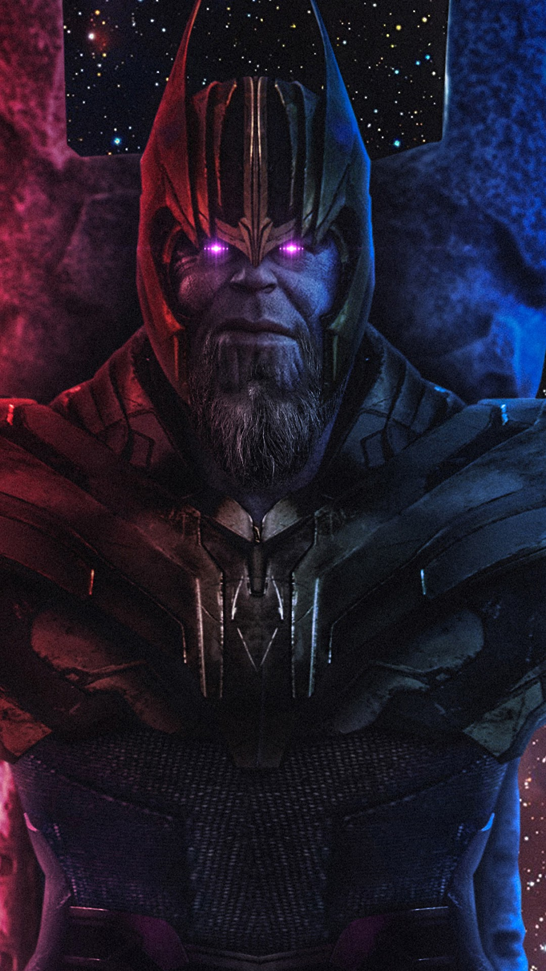 Thanos Infinity Gauntlet 4K Wallpaper #4