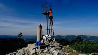 Ruta al Pico Mogorrita, techo de la provincia de Cuenca