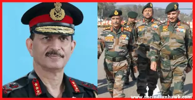 Lieutenant General Yogesh Kumar (YK) Joshi, Officer in Command, Indian Army Northern Command