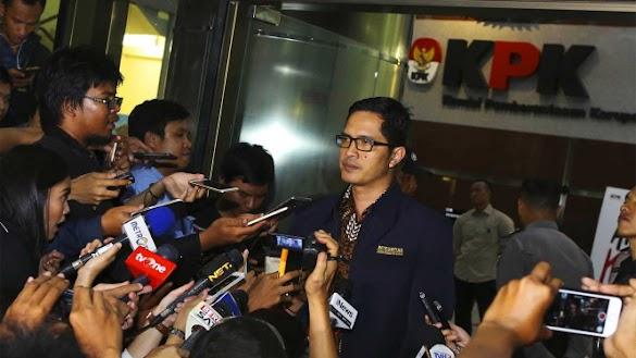 Politikus PDIP Buron, KPK Belum Bisa Usut Keluarga Jokowi
