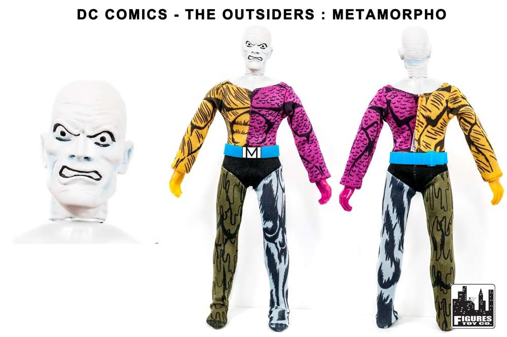 BLUE BLAZES! Figures Toy Company Previews Batman & The Outsiders