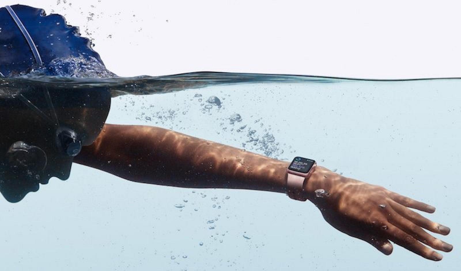 Apple Watch Series 2 Water Proof Ip67 wallpapers