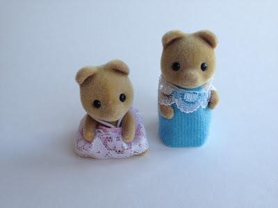 Sylvanian Families Collector's Club Seadog Babies