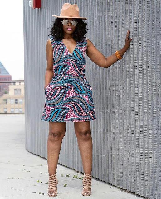 2019 Amazing Ankara Dresses for Modern Women
