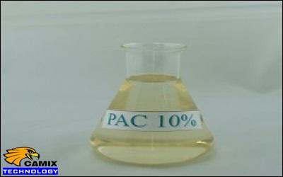 Hóa chất trong nước khử màu nước thải dệt nhuộm – Phân loại PAC