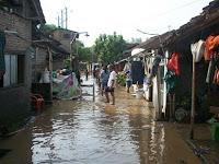 Banjir melanda wilayah Eks-Karesidenan Banyumas