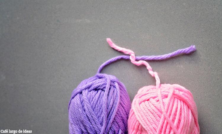 Cómo reciclar y aprovechar los restos de lana