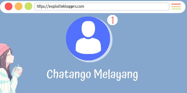 Cara Memasang Chatango Di Blogger Dengan Efek Melayang